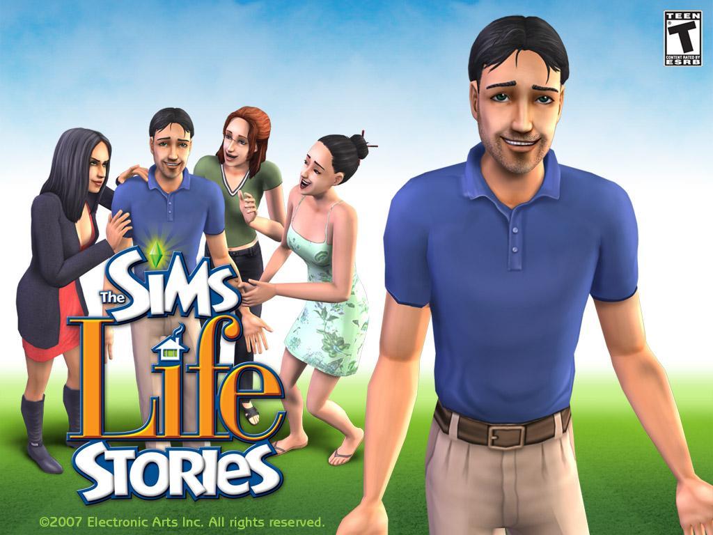 Výsledek obrázku pro the sims life stories